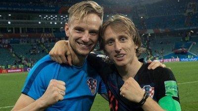Croacia convoca a Rakitic y Modric