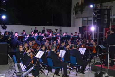 """Con éxito se realizó edición de """"Guarania Sinfónica"""""""