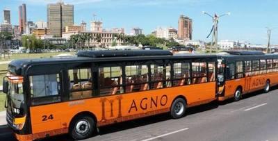 Llegaron buses 0 Kilometros de la línea 12