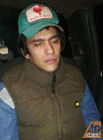 Presunto asesino de Erika detenido en Concepción