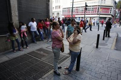 Un sismo sorprende a Venezuela con movimiento de más de 7 grados