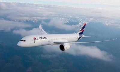 Latam Airlines moderniza más de 200 aviones