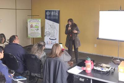 """Realizan taller del proyecto """"Compromiso con la gente"""""""