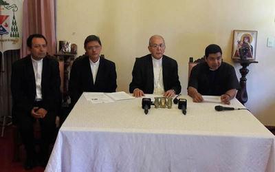 Iglesia Católica insta al Ejecutivo a postergar promulgación de notas reversales