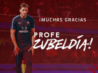 Oficialmente anuncian salida de Luis Zubeldía