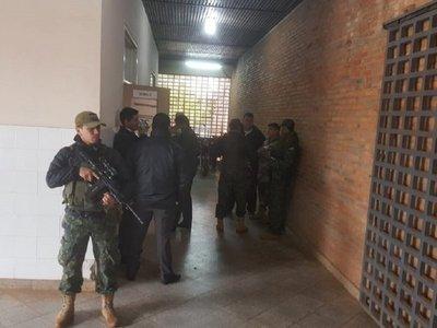 Militar fallecido se preparaba para entrar a su guardia