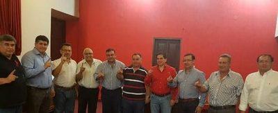 Unidad colorada en Paraguarí