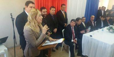Asumió la Dra. Helen Vera Báez al frente de la Cuarta Región Sanitaria
