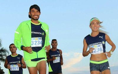 Derlys Ayala y Carmen Martínez confirman presencia en Maratón
