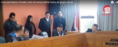"""Nelson Peralta: """"Fuimos atropellados por una turba de ciudadanos"""""""