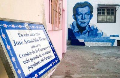 Conversatorio, muestra fotográfica y festival en homenaje al creador de la guarania