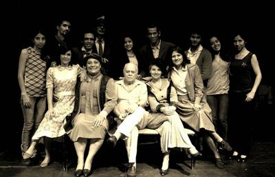 Arlequín Teatro lanza tercer libro sobre su historia