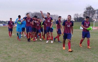 Sub 17: Cerro Porteño se quedó con la punta y el clásico