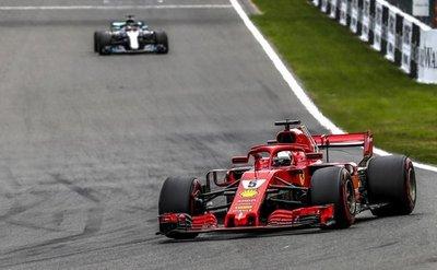 """""""Vettel me pasó en la recta como si no estuviera"""""""