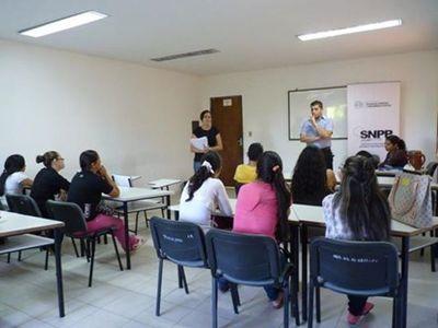 SNPP de Areguá impartirá cursos de capacitación laboral