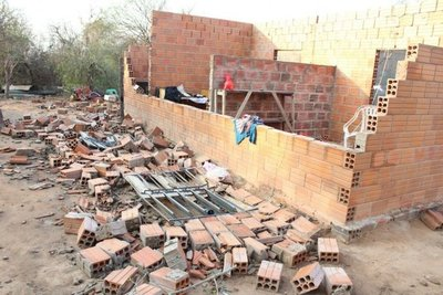 Unas 150 familias afectadas