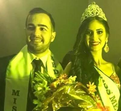 Eligieron a Miss y Mister Medicina 2018