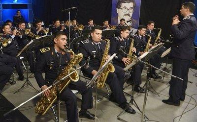 Policías celebran su día con un variado recital gratuito