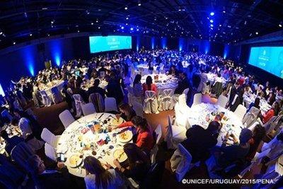 Empresas se unen a campaña de Unicef
