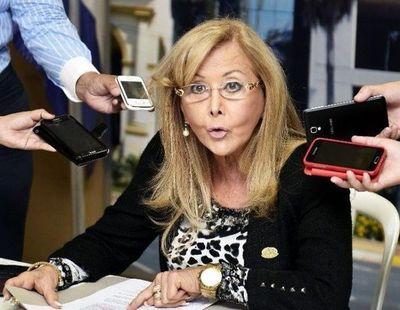 Gusinky, se suma con su voto contra Óscar González Daher