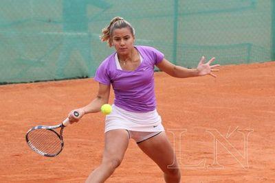 Camila va hoy por el título de dobles y la final de singles en ITF del Centenario