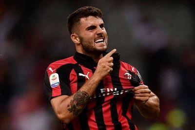 El Milan derrota a la Roma en el último suspiro
