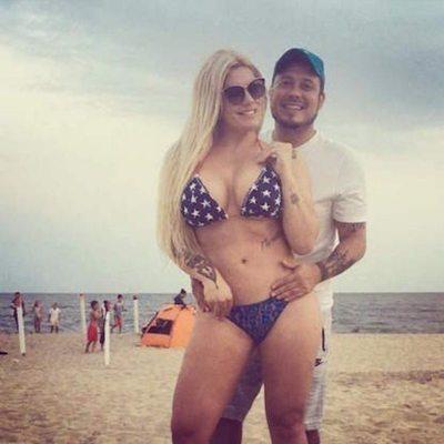 Lilian Ruiz, su marido y la ex en bolonquis