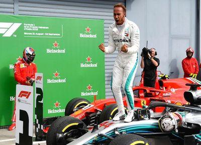 Error de Vettel acerca el Mundial a Hamilton