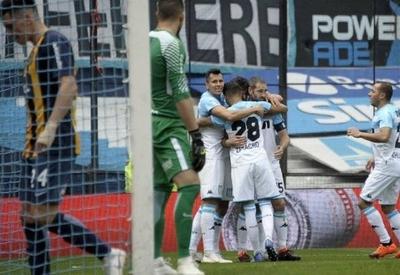 HOY / Racing se convirtió en el nuevo líder de la Superliga argentina