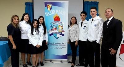 Instituto Salesiano San José de Concepción se destacó en olimpiada