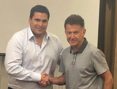 Confirman a Juan Carlos Osorio como nuevo entrenador de la Albirroja