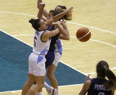 Paraguay va por el bronce del sudamericano de basquet femenino