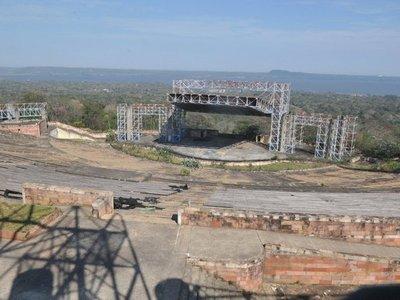 Pretenden recuperar imagen original del anfiteatro José A. Flores
