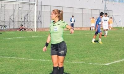 Una mujer fue designada como árbitro principal del partido entre Ovetense FC y 12 de Octubre – Prensa 5