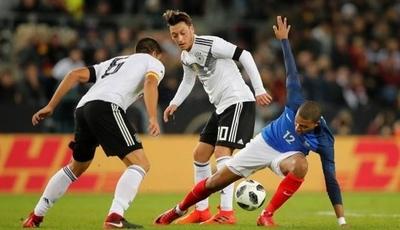 HOY / Alemania y Francia, un duelo de titanes para comenzar la Liga de Naciones
