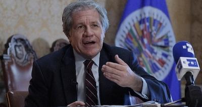 Luis Almagro crea un grupo de trabajo en la OEA sobre migración venezolana
