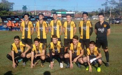 Sub 16: Cerro y Nacional lideran