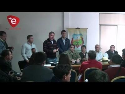Histórica reunión entre autoridades de Itapúa y Cambyretá