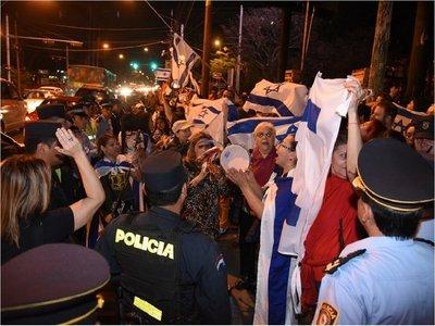 Repudian el traslado de la Embajada paraguaya en Israel