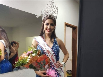Eligieron a la Miss Expo Norte 2018