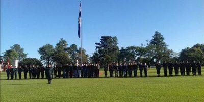 Cimeforistas fueron presentados en la Segunda División de Infantería