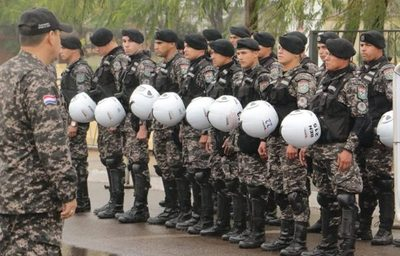 Aumentarán recursos para fuerzas de seguridad