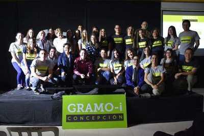 Gramo-i fue todo un éxito en Concepción