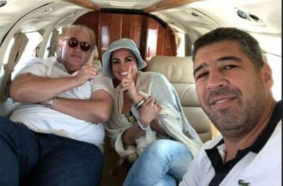 Gobernador de Alto Paraná confirmó que utilizó avioneta de David Teixeira
