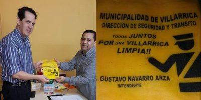 """Campaña """"Todos juntos por una Villarrica limpia"""""""