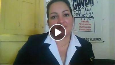 Prosigue curso de lenguaje  de señas en Villarrica