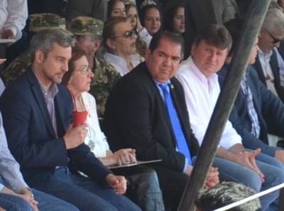 Gobernador pide al EPP que compita en las urnas