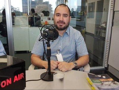 Entrevista al ministro del Ambiente, Ariel Oviedo, en ABC Rural