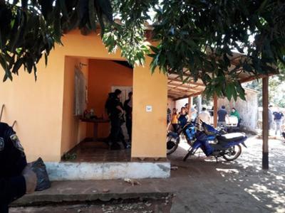 Asesinan a una familia en Villarrica