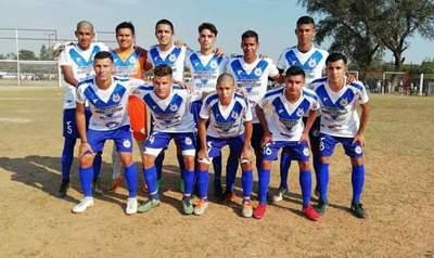 """La """"V Azul"""": En categorías menores debuta con goleadas"""